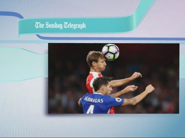 الضربات على الرأس خلال كرة القدم تؤثر على صحة الدماغ..