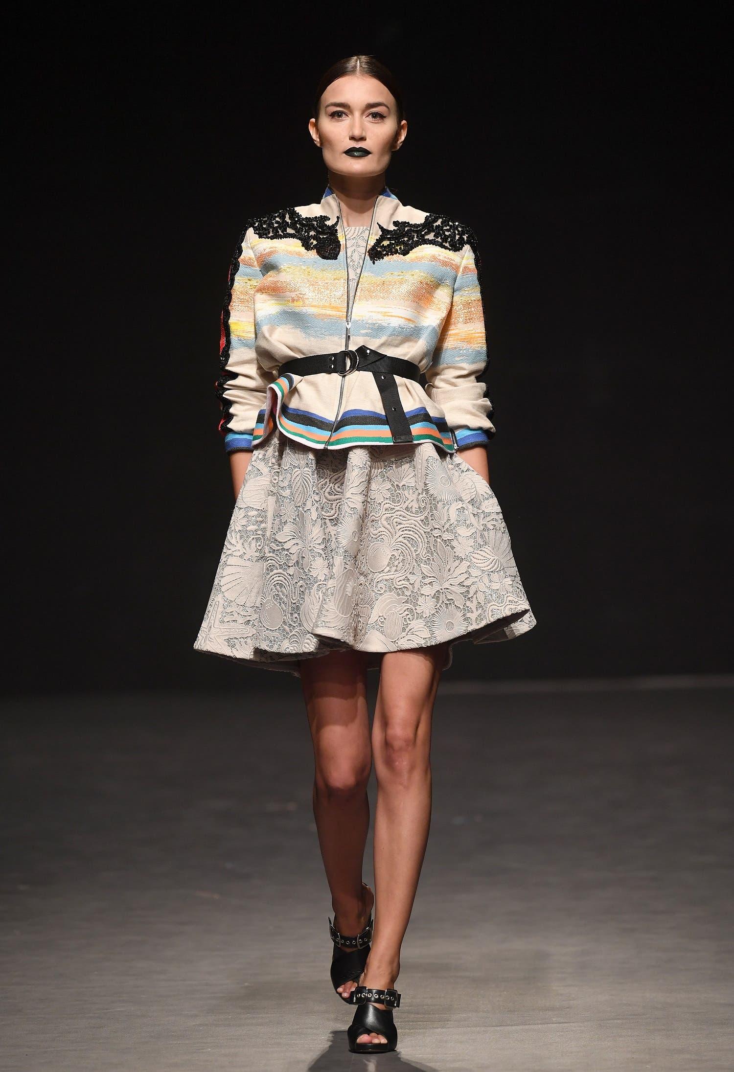 (Photos supplied by Fashion Forward Dubai courtesy of Getty Images)