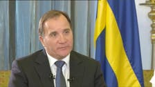 One-on-one with Swedish premier