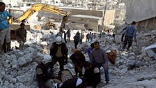 Bombardment on Syria's Idlib kills 16 civilians