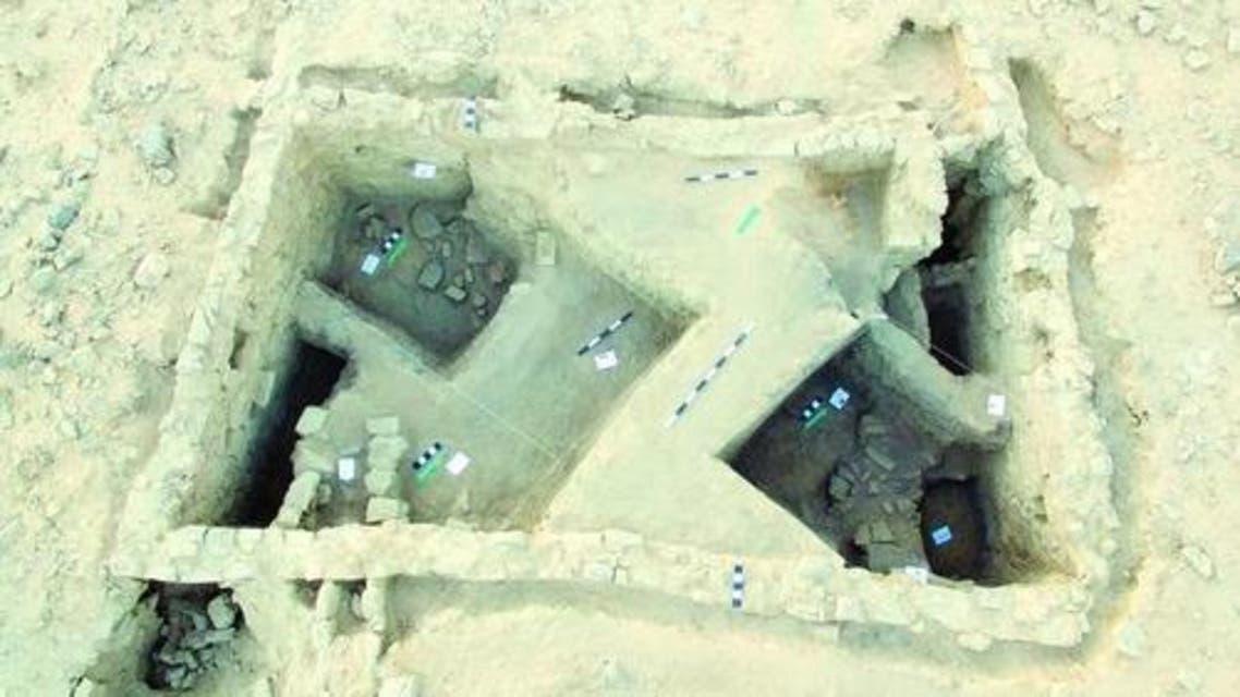 archeology saudi arabia tabuk