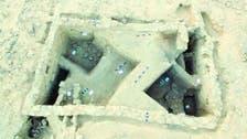 Archeologists examine 10,000-year-old Saudi site