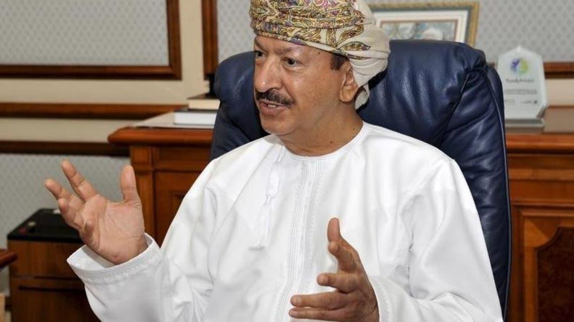 Executive president of the Central Bank of Oman Hamood Sangour Al Zadjali. (File photo: Reuters)