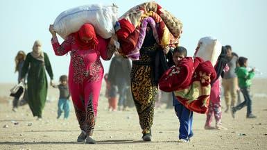 العراق.. ارتفاع عدد نازحي الموصل إلى 145 ألفاً
