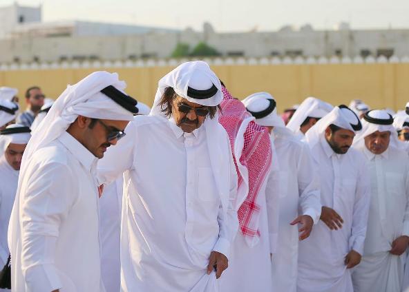 Qatari Royal Family Members In photos: Form...