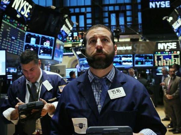 تراجع طفيف للأسهم الأميركية مع ارتفاع طلبات إعانة البطالة