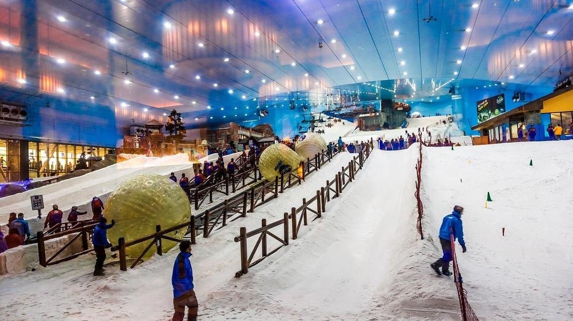 shutterstock ski dubai
