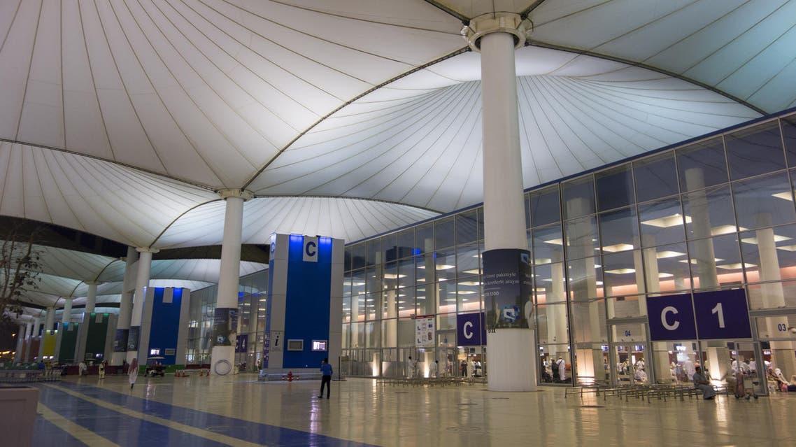 Jeddah International Airport in Saudi Arabia. (Shutterstock)