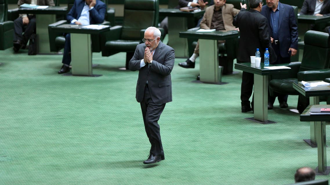 The Iran Sanctions Act, or ISA, which expires on Dec. 31, allows trade, energy, defense and banking industry sanctions over Iran's nuclear program and ballistic missile tests. (File photo: AP)