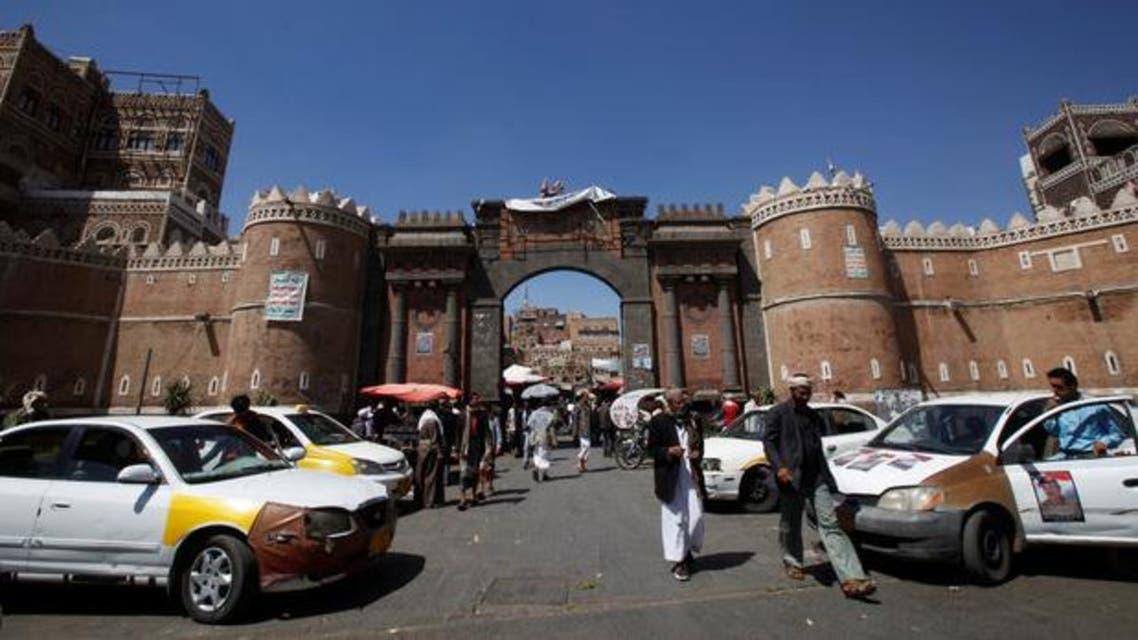 سوق قديم في صنعاء