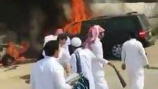 Saudi police investigate burning of Jeddah school principal's car
