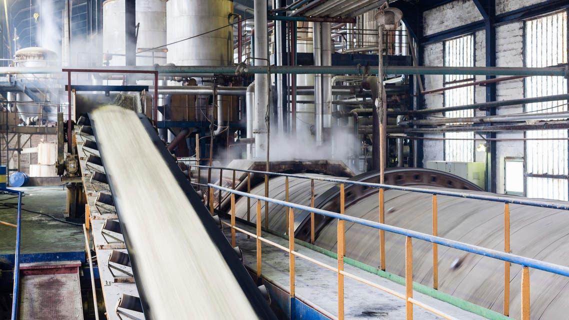 السكر سكر مصنع للسكر