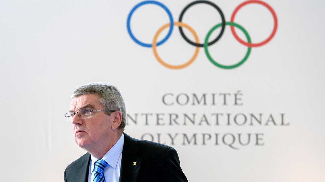 The IOC stores doping samples for 10 years to allow them to be reanalyzed when enhanced techniques become available. (AFP)