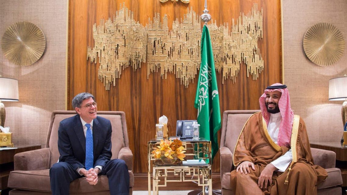 Saudi Deputy Crown Prince Mohammed bin Salman SPA