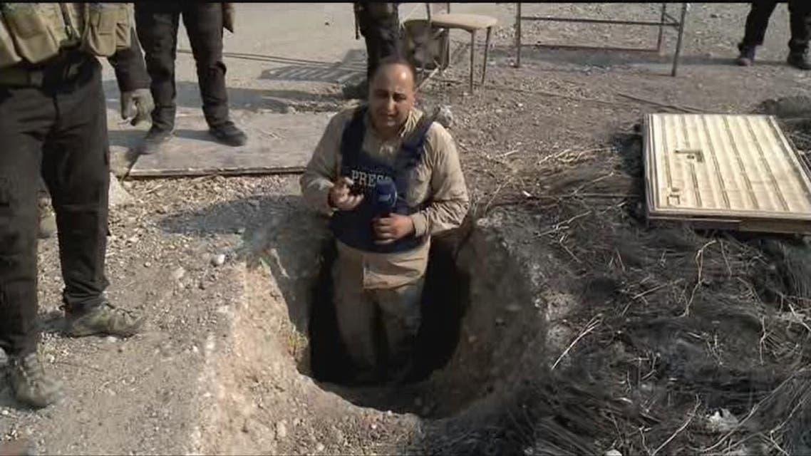 THUMBNAIL_ ماذا يضم أهم أنفاق داعش في برطلة؟ خاص بالحدث