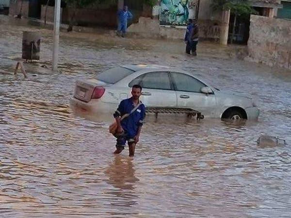 مصر.. قتلى ومفقودين بسبب السيول