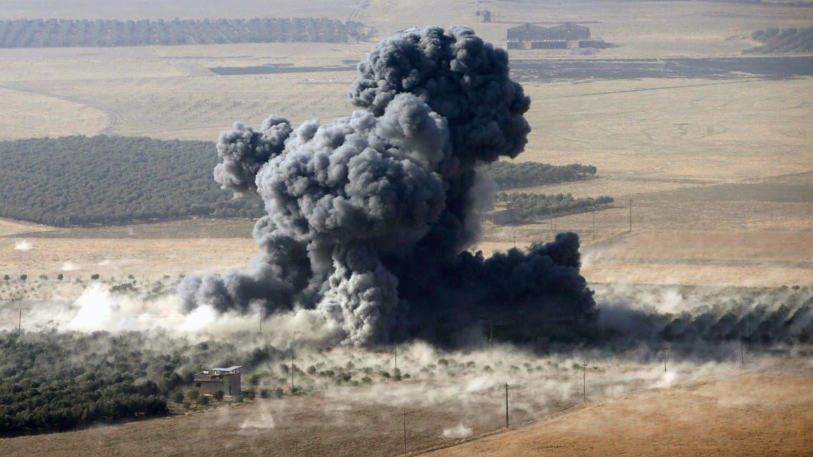 من العمليات العسكرية في محيط الموصل