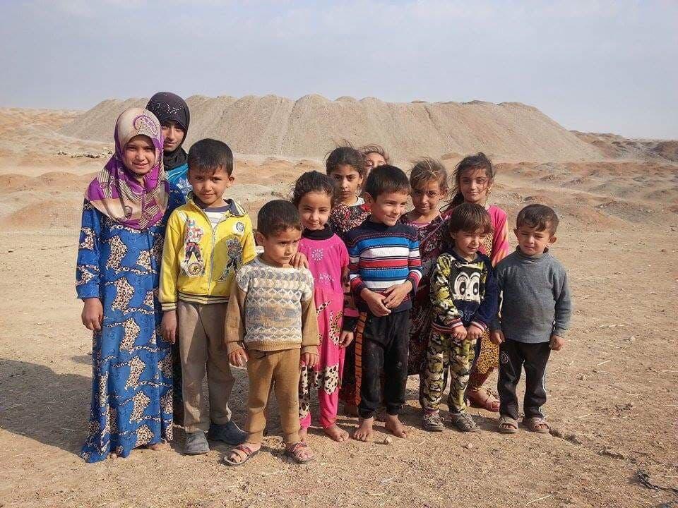 الأوضاع الإنسانية الصعبة لسكان قضاء تلكيف