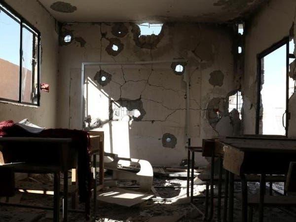 """بان كي مون: الهجوم على مدرسة بإدلب يرقى إلى """"جريمة حرب"""""""