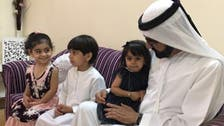Dubai ruler meets little girl who imitated one of his sayings