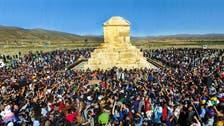 Why Iranians circumambulate Cyrus' tomb