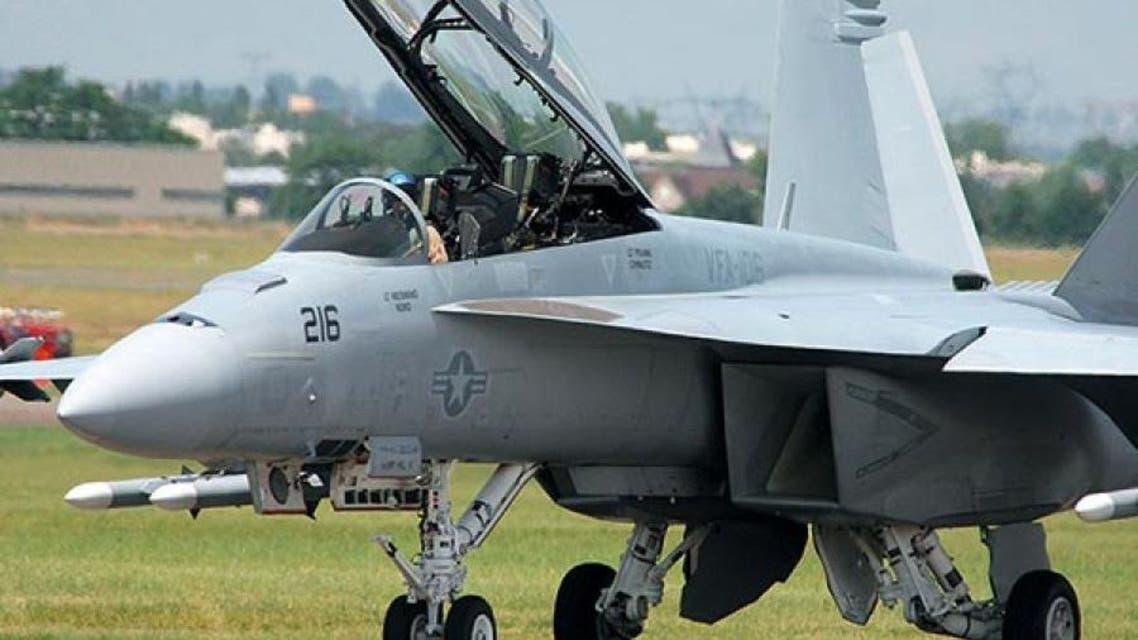 مقاتلة اف 18