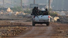 Syrian airstrikes on Aleppo amid intense clashes
