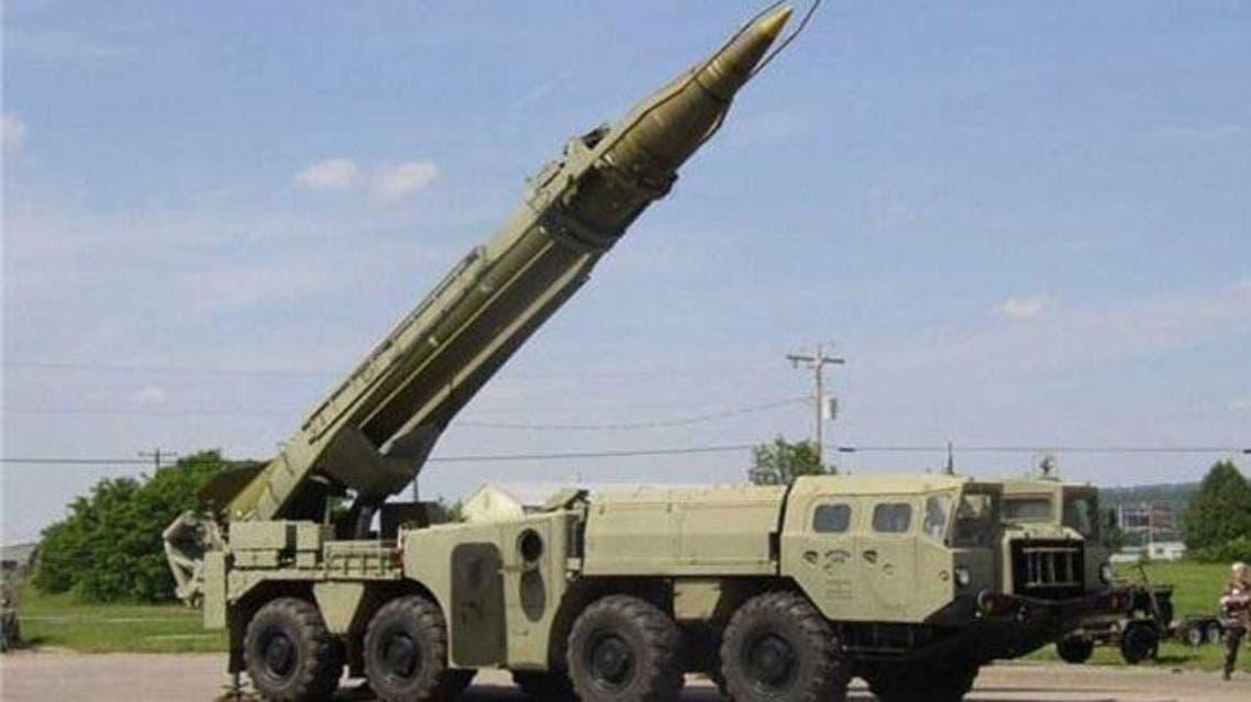 صاروخ سكود باليستي 3