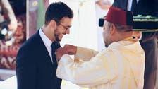 الملك المغربي يتكفل بأتعاب محامي سعد لمجرد