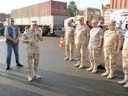 بالصور.. الجيش يدفع بتعزيزات ضخمة لإزالة آثار السيول