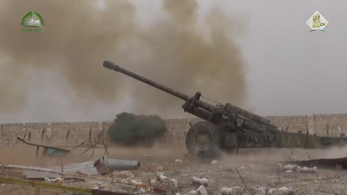 THUMBNAIL_ المعارضة تتقدم لكسر حصار النظام على أحياء حلب