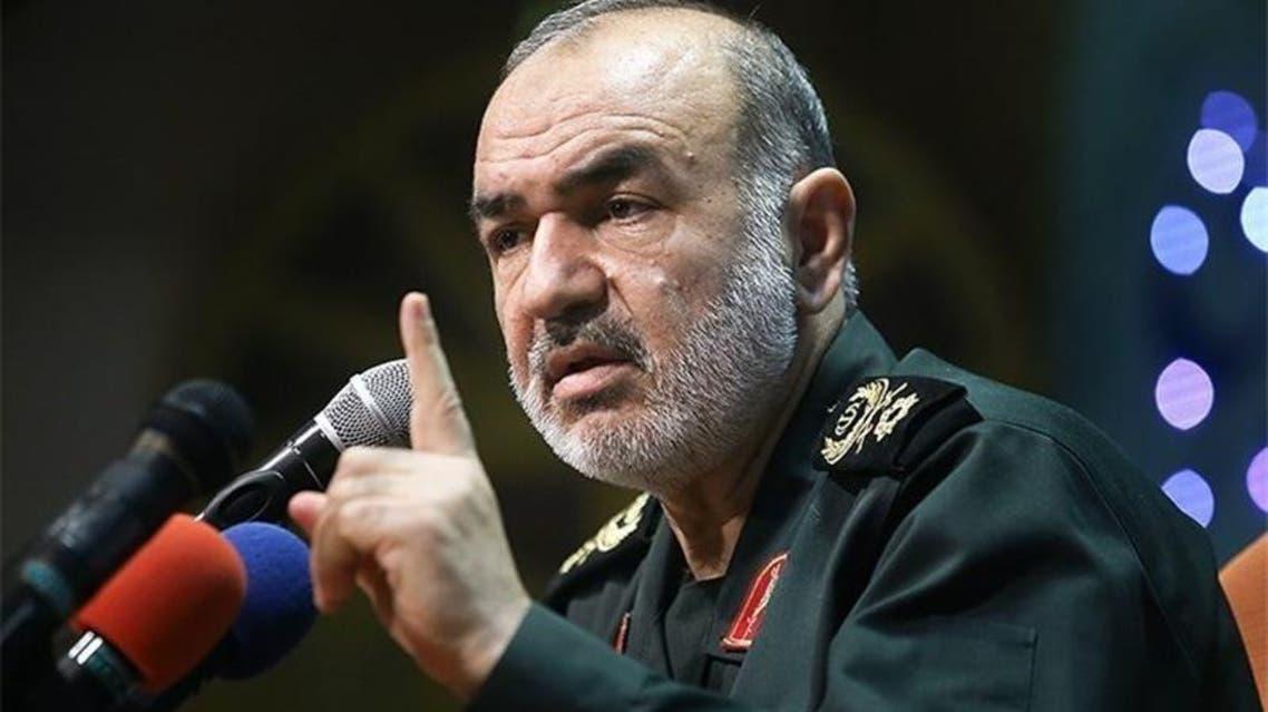 نائب الحرس الثوري الإيراني حسين سلامي