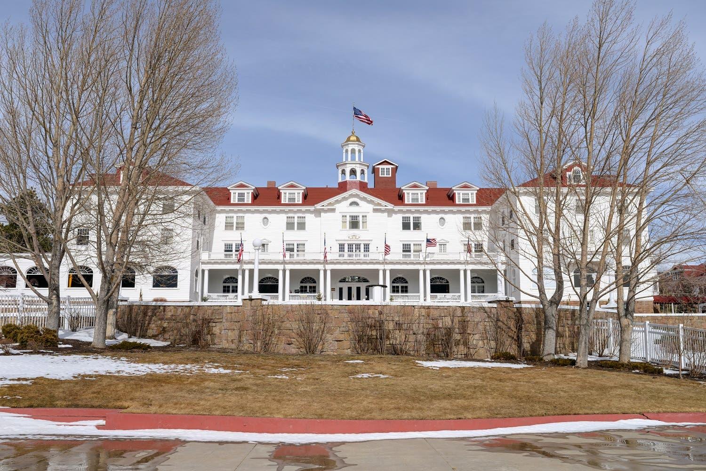 haumnted hotel shutterstock
