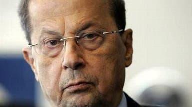 الحريري يبلغ استقالته للرئيس اللبناني بالهاتف