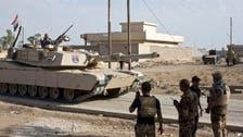 Al-Arabiya television crew covers preparations for Ba'shiqah battle
