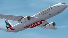 """""""طيران الإمارات"""" تسعى لاستعادة بقية رحلاتها لأميركا"""