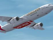 """""""طيران الإمارات"""" تودع آخر طائرات """"إيرباص"""" القديمة"""