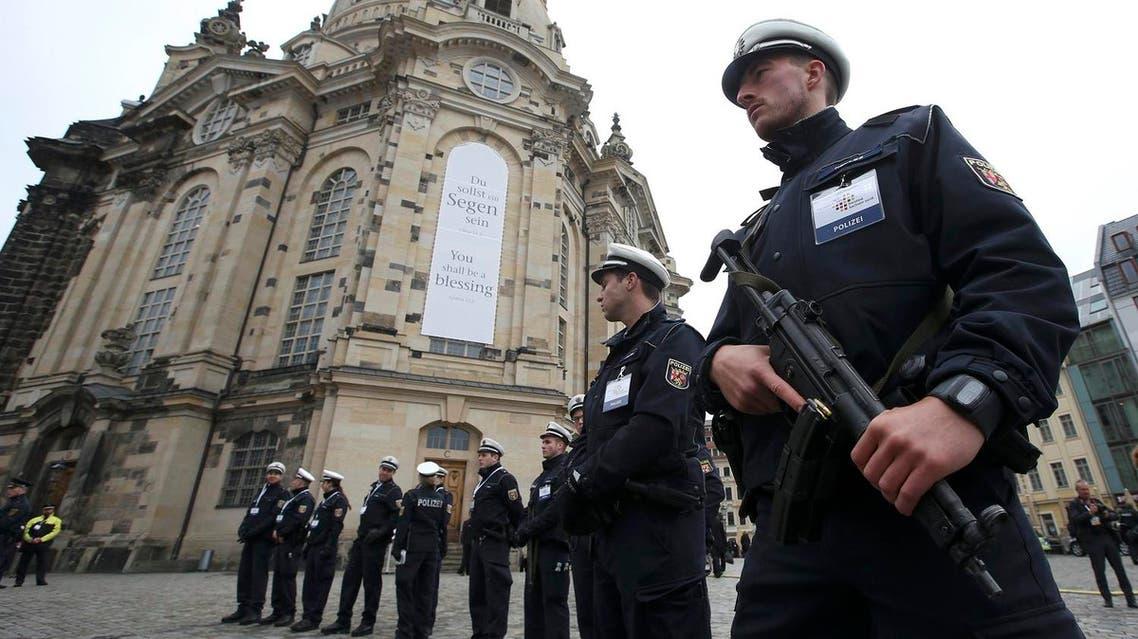 germany police dreseden reuters