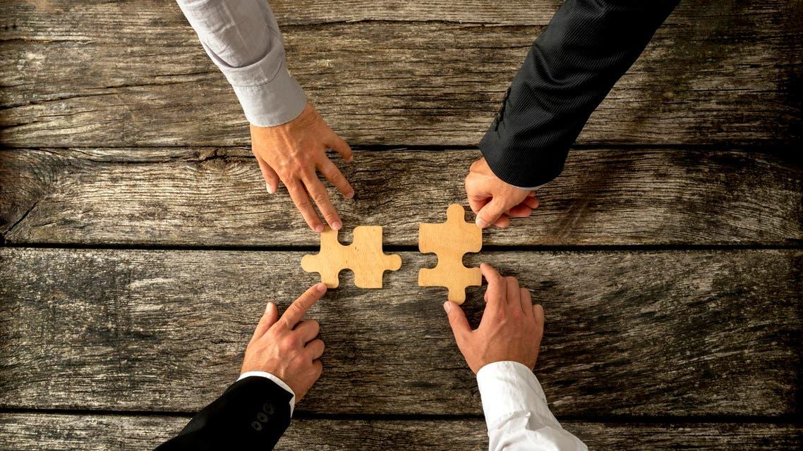 استحواذات استحواذ صفقات اندماج شراء اقتصاد