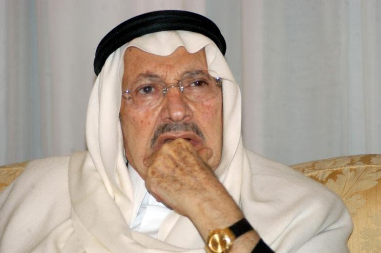 الأمير طلال بن عبد العزيز آل سعود