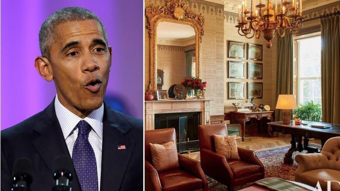 obama house AP reuters