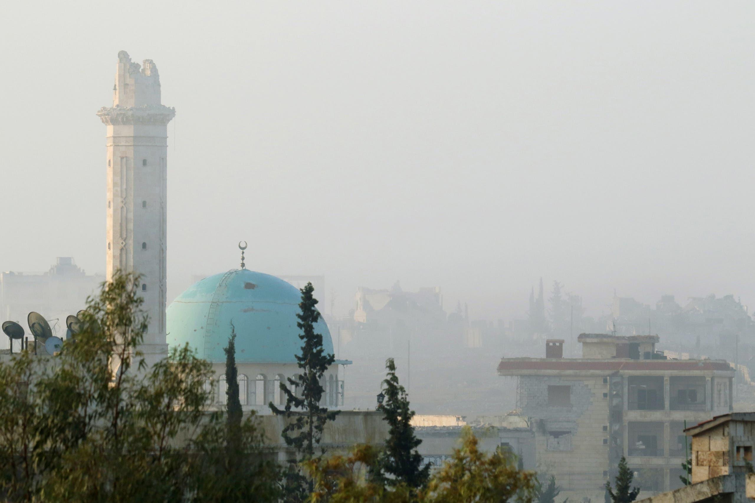 Russia accuses rebels in Aleppo of killing civilians