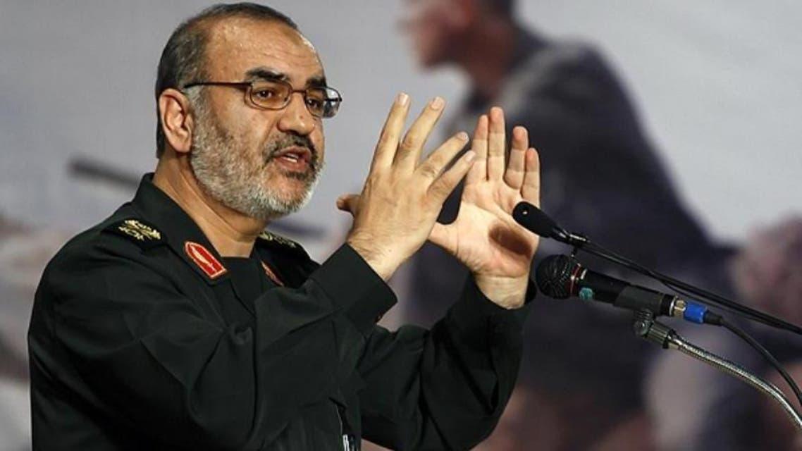 قائد إيراني