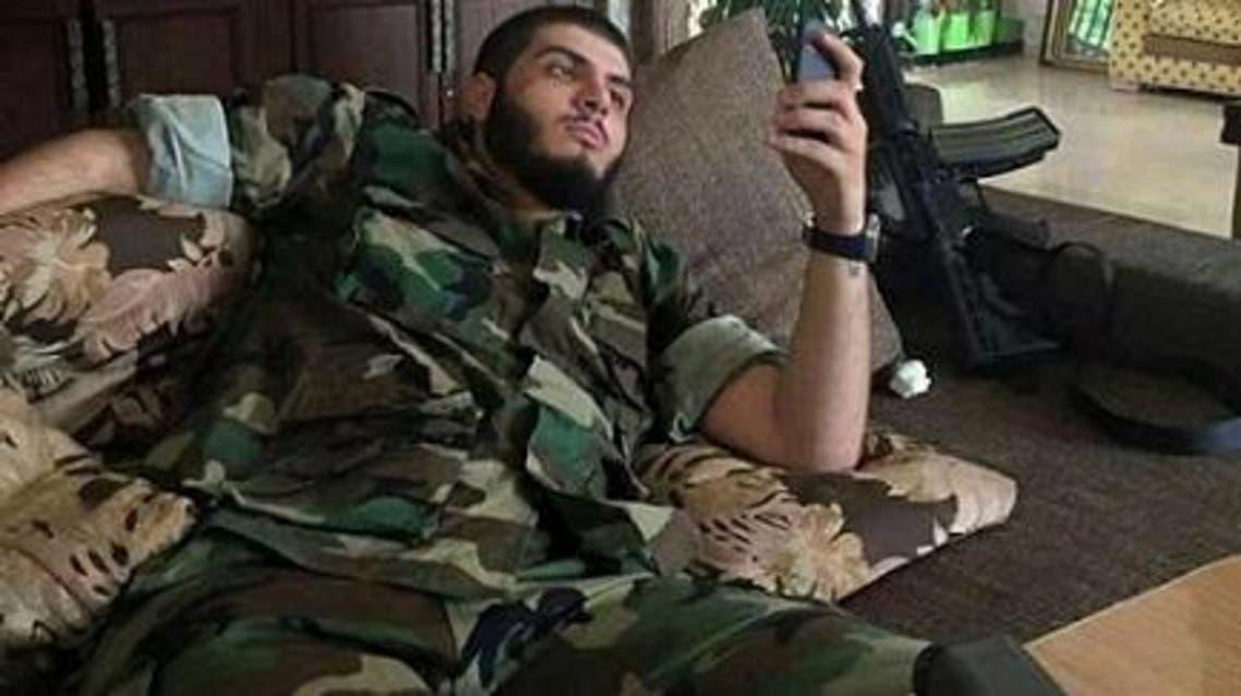 المجرم سليمان الأسد من أبناء عمومة رئيس النظام السوري