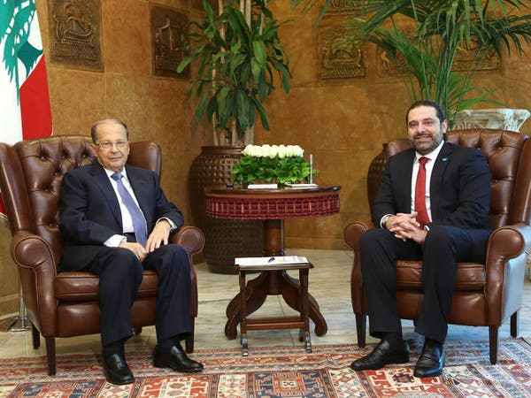 لبنان.. عون يكلف الحريري بتشكيل الحكومة الجديدة