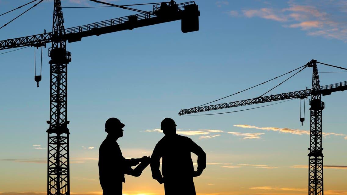 قطاع البناء - انشاءات