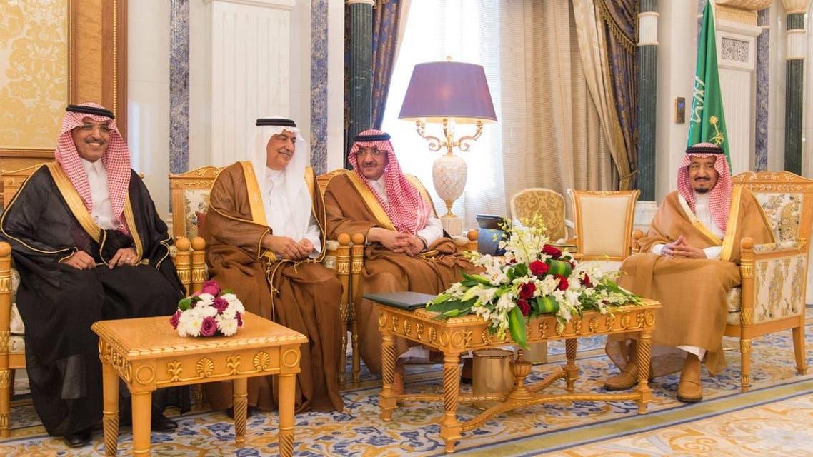 السعودية - خادم الحرمين الملك سلمان