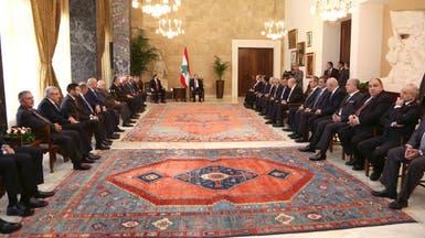 لبنان.. عون يبدأ استشارات نيابية لتكليف رئيس الحكومة