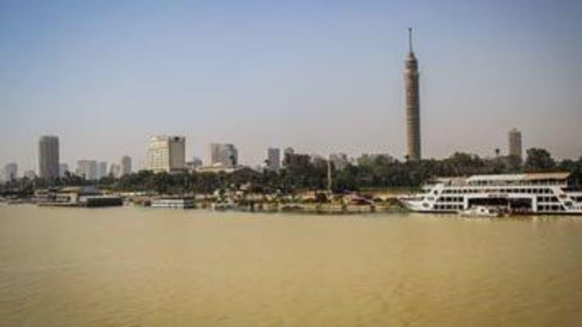 عكارة مياه النيل - مصر