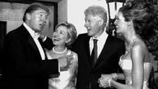 ہیلری اور ٹرمپ.. پرجوش دوستی سے عداوت تک !